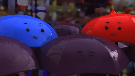 The Blue Umbrella; disney; disney pixar; pixar; pixar short;