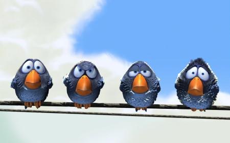 For the Birds; disney; disney pixar; pixar; pixar short;
