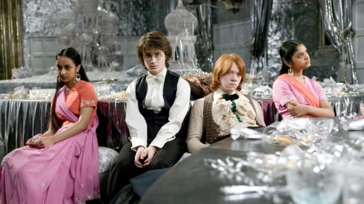 Scene from Harry Potter & the Goblet of Fire (Photo courtesy of Warner Bros)