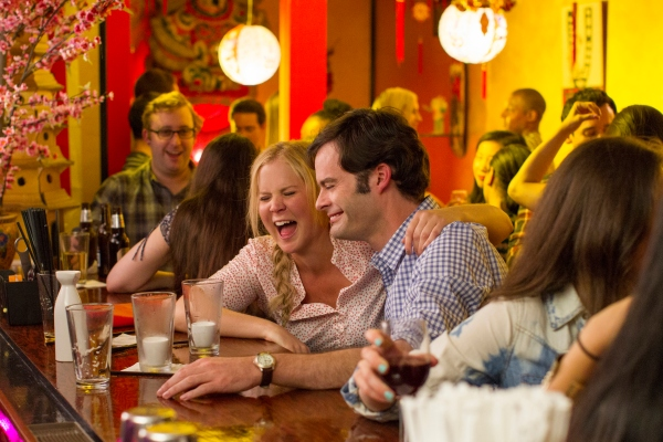 amy schumer; bill hader; trainwreck; movie; film; comedy; romcom; romantic comedy; judd apatow; funny;