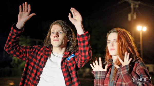 american; ultra; american ultra; jesse eisenberg; kristen stewart; comedy; action; blood; violence; tarantino; review; film; movie; movie review; film review;