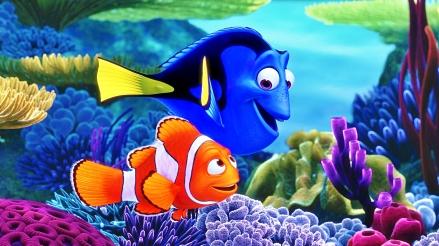 disney, disney pixar, pixar, pixar studios, animation, animated, finding nemo, nemo, dory, finding dory, i can speak whale,