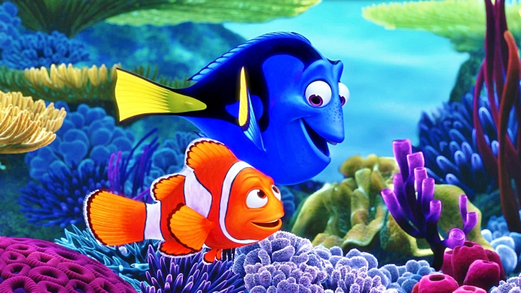 disney, disney pixar, pixar, pixar studios, animation, animated, finding nemo, nemo, dory, finding dory, i can speak whale,