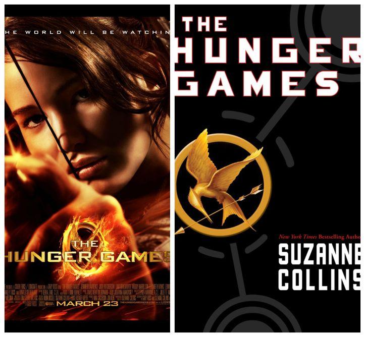 the hunger games, katniss, katniss everdeen, mockingjay, book, film, adaptation, movie, cinema, novel