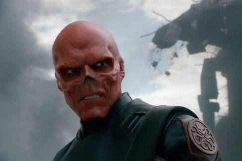 red skull, johann schmidt, captain america, hydra,