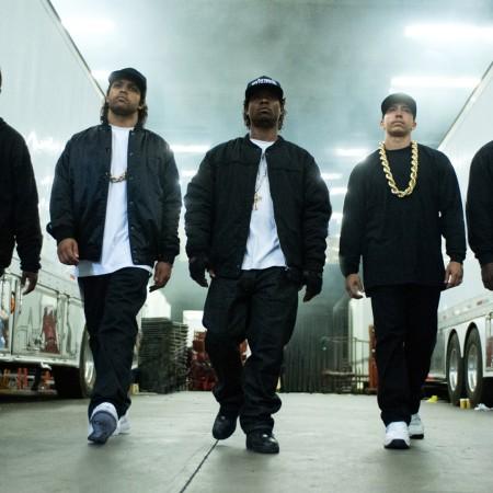 straight outta compton; eazy-e; dr dre; ice cube; nwa; rap music; hip hop; hip hop music; film; music biopic; biopic;