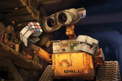 disney, disney pixar, pixar, pixar studios, animation, animated, walle, wall e, wall-e, eve,