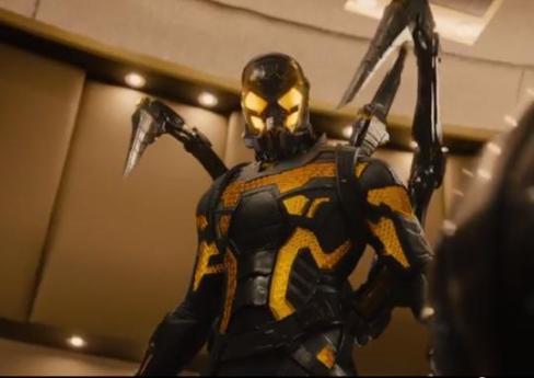 yellowjacket, ant man, antman, scott lang, hank pym, pym tech,
