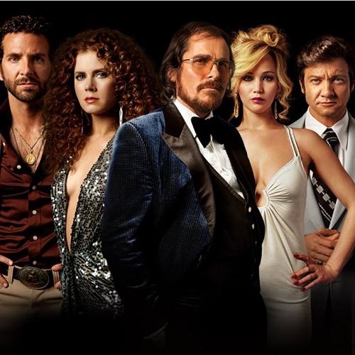 Looking Back On American Hustle Sarah Saw A Movie